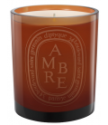 DIPTYQUE CANDLE AMBER 300gr.