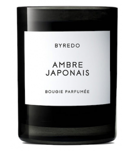 BYREDO FRAGRANCED CANDLE AMBRE JAPONAIS 240gr