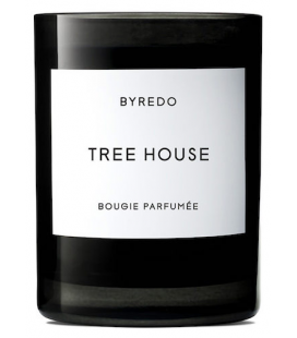 BYREDO FRAGRANCED CANDLE TREE HOUSE 240gr