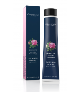 CRABTREE & EVELYN CREMA DE MANOS OVERNIGHT ROSEWATER 75gr