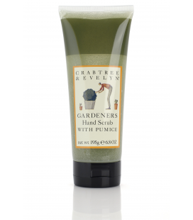 CRABTREE & EVELYN GARDENERS HAND THERAPY EXFOLIANTE 195gr