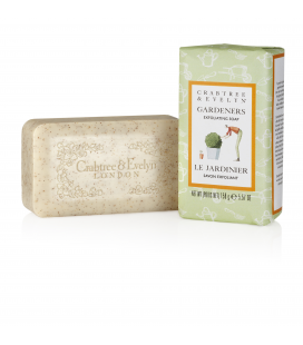 CRABTREE & EVELYN GARDENERS HAND THERAPY JABÓN EXFOLIANTE 158gr