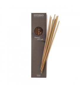 ESTÉBAN INCENSE ÈBENE & CUIR