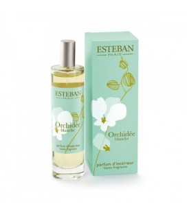 ESTÉBAN SPRAY 100 ml ORCHIDÉE BLANCHE