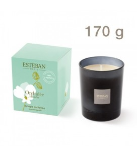 ESTÉBAN SCENTED CANDLE 170 gr ORCHIDEE BLANCHE
