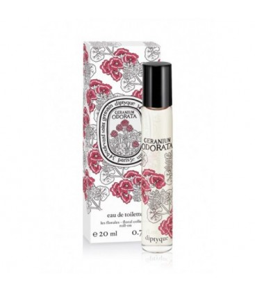 DIPTYQUE ROLL ON GERANIUM ODORATA EDT 20ml
