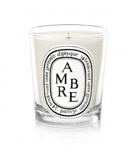 DIPTYQUE CANDLE AMBER