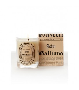 DIPTYQUE CANDLE JOHN GALIANO