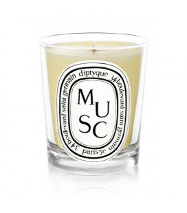 DIPTYQUE CANDLE MUSC