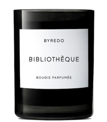 BYREDO FRAGRANCED CANDLE BIBLIOTHÉQUE 240gr