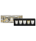 DIPTYQUE CHRISTMAS 5 CANDLES CASE