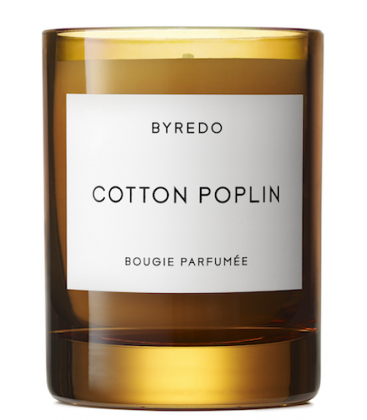 BYREDO CHRISTMAS CANDLE COTTON POPLIN 240gr