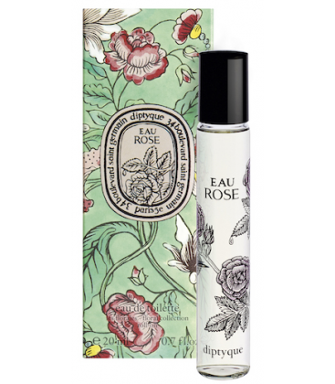 DIPTYQUE EAU ROSE ROLL ON 20ml Limited Edition